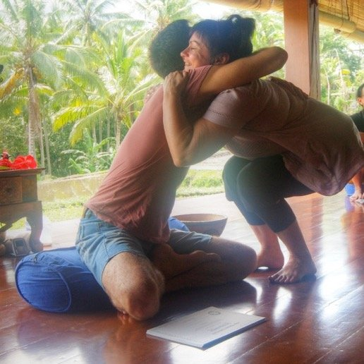 Course with Matthew -Bali 2015